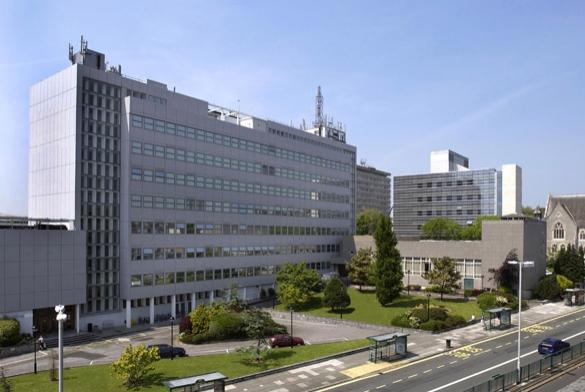 Plymouth University Davy Building Address